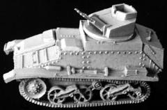 British MK-VI AA Light Tank
