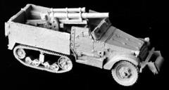 US M-3/T-19 105mm Howitzer Carriage