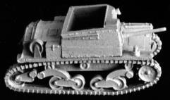 Semounte DA47/32 Tank (Italian)