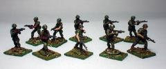US Army Rifle Squad