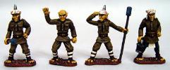 Martian Colonial Artillery Crew