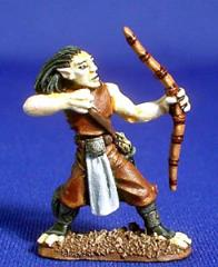 Hill Martian Infantry w/Bow