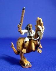 Hill Martian Cavalry - Gashant Rider