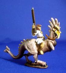 Canal Martian Cavalry - Gashant Rider