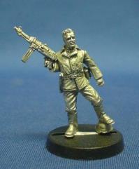 Lt. Mac Hatfield