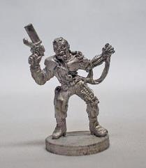 Col. Klank Cyborg
