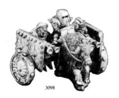 Dwarf Stone Wagon