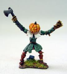 Scarecrow w/Axe