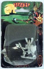 Bone Warrior w/Battle Axe