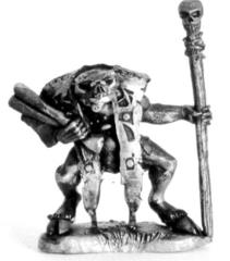 Ghoul Scribe
