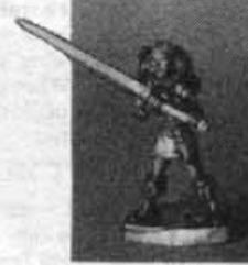 Female Fighter w/2-Handed Sword