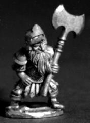 Dwarf Fighter w/Axe