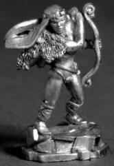 Female Desert Warrior