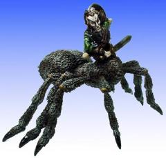Spider Lord w/Sword & Shield