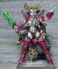 Vanir Sorceress