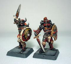 Blood Swordsmen
