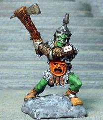 Orc - Battle Monger