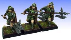 Durnanoth Elves w/Halbeard