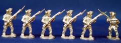 British Line Infantry - Braddock's Campaign