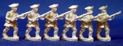 American Infantry - Regimentals