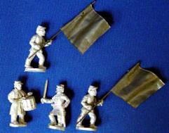 Union Infantry Command Set