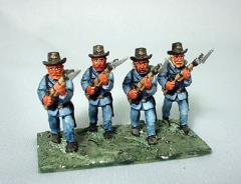 Iron Brigade Advancing