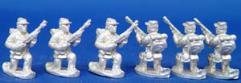 Union Infantry Kneeling