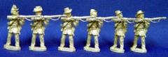 Infantry Firing w/Assorted Heads & Weapons
