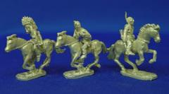 Mounted Indians - Assorted
