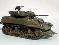 US M-5 Stuart Light Tank