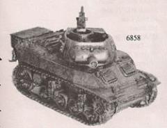 US M-8 Gun Motor Carriage