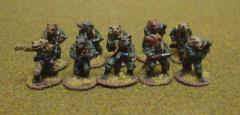 Warhounds of Sirius