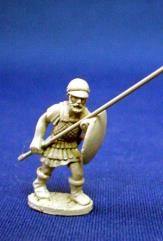 Pikeman w/Quilted Armor & Apris
