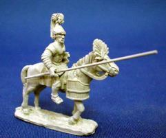 Extra Heavy Companions Cavalry
