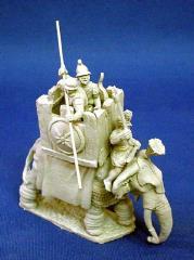 Armored War Elephant