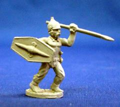 Gallatian Warrior
