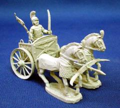 Scythed 2 Horse Chariot