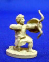 Greek Kneeling Archer