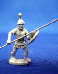Macedonian Pikeman w/Quilted Armor