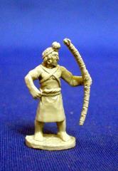 Indian Longbowman