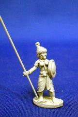 Indian Palace Guardwoman