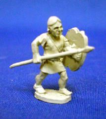 Spearman Advancing