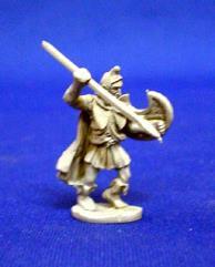 Thracian Peltast w/Cloak