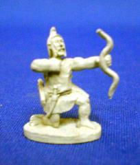 Kneeling Thracian Archer
