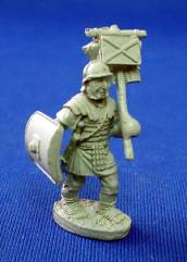 Legionary in Marching Kit