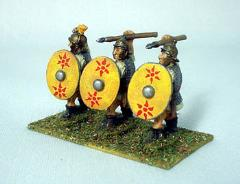 Auxiliary in Chainmail