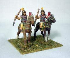 Auxiliary Cavalry in Scalemail