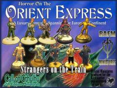 Horror on the Orient Express - Strangers on the Train