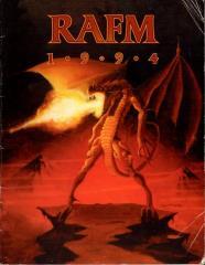 RAFM 1994 Catalog