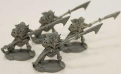 Half-Orc Brigands #1